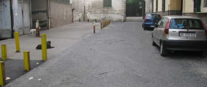 Sistemazione sede stradale e marciapiede Via Pozzo – Giugliano